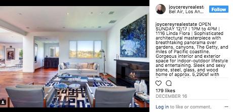 Inspiring Real Estate Instagram Account