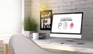 content curation and automation