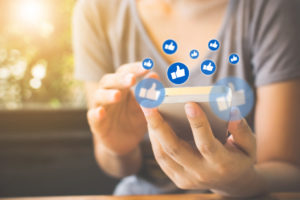 grow your social media audience organically Post Cafe